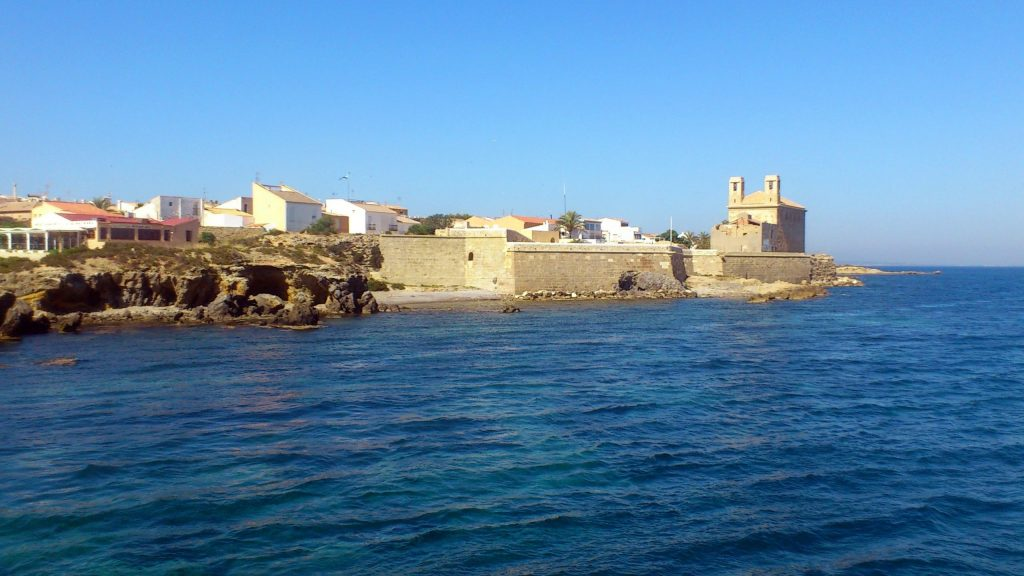 Paseo en barca a Tabarca