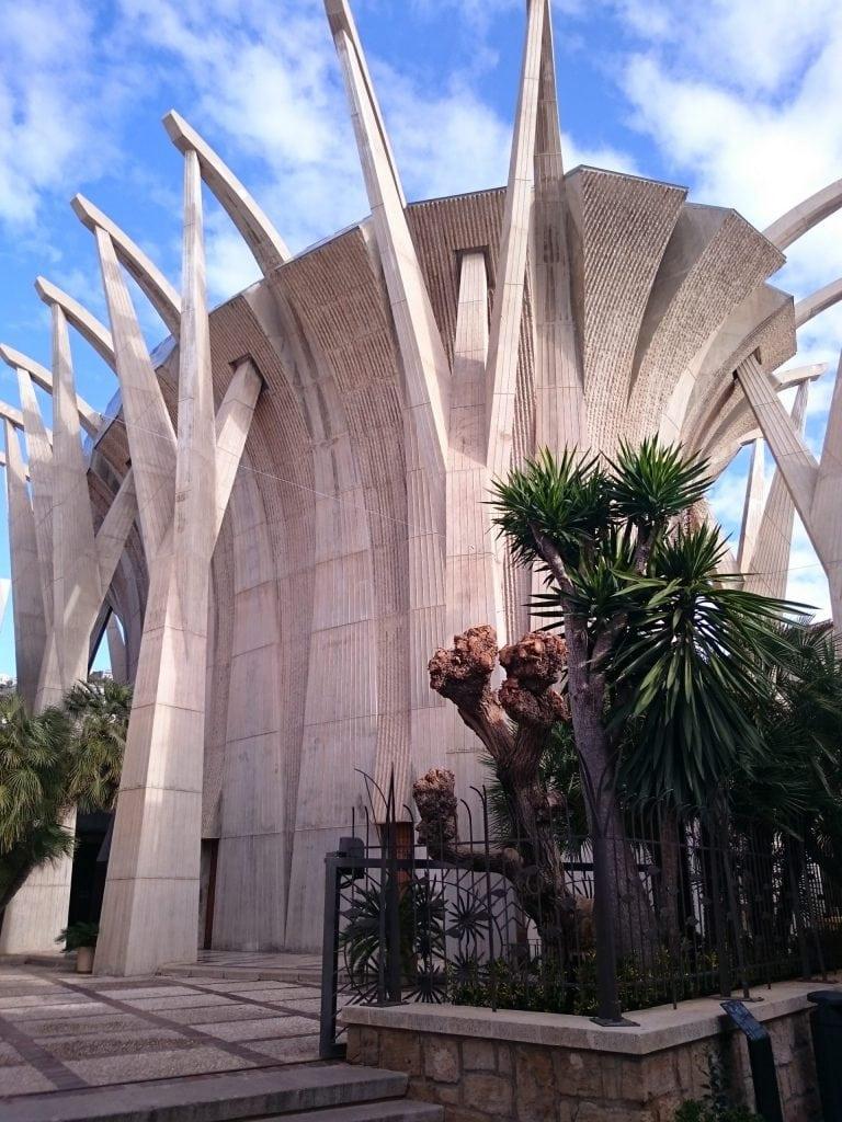Iglesia Jávea Puerto