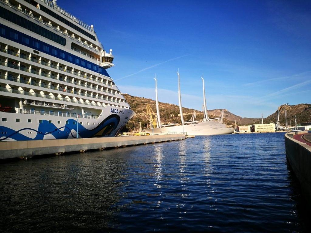 Crucero Aida Cartagena