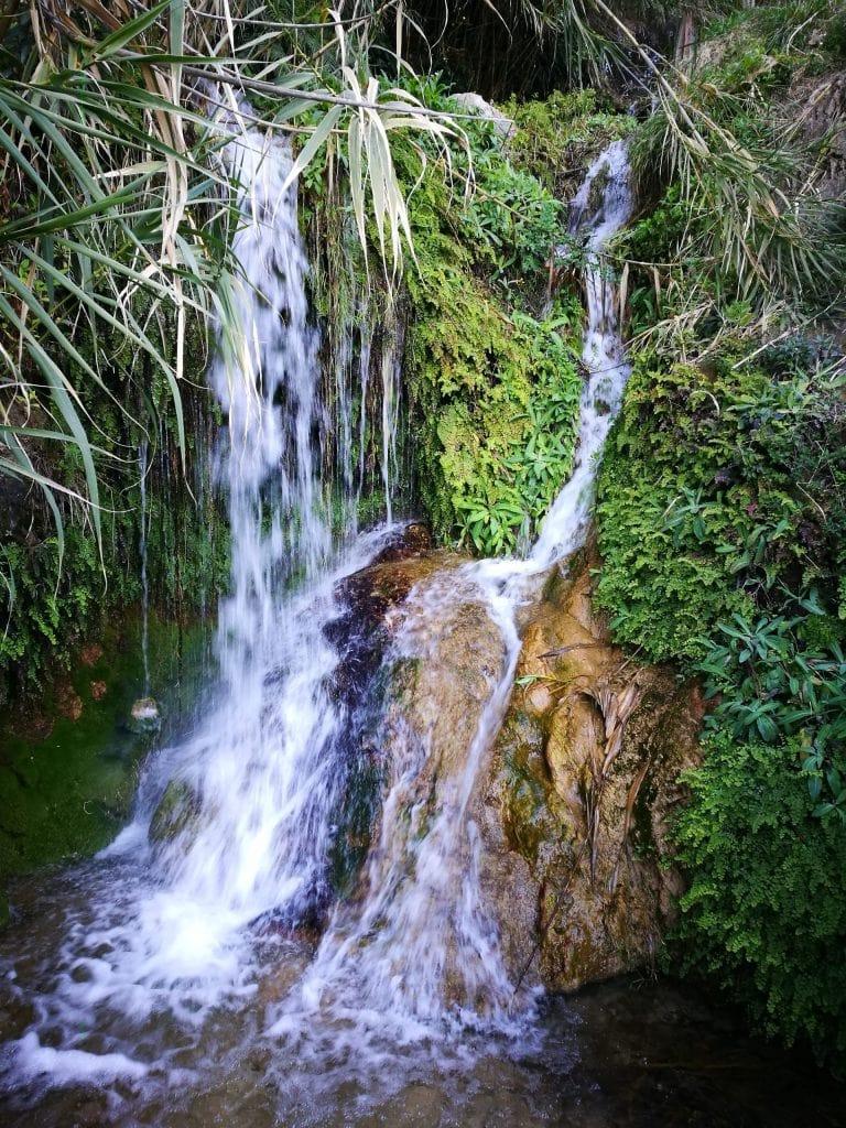 Cascada en Algar