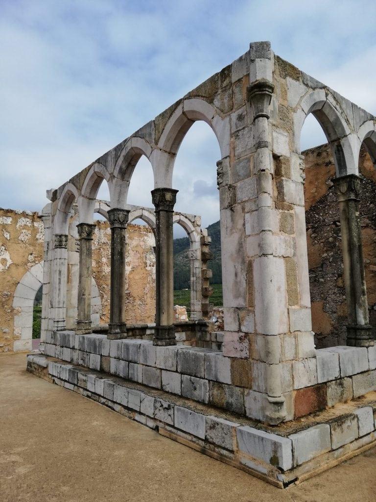 Claustro Monasterio de Sta Maria de la Valldigna
