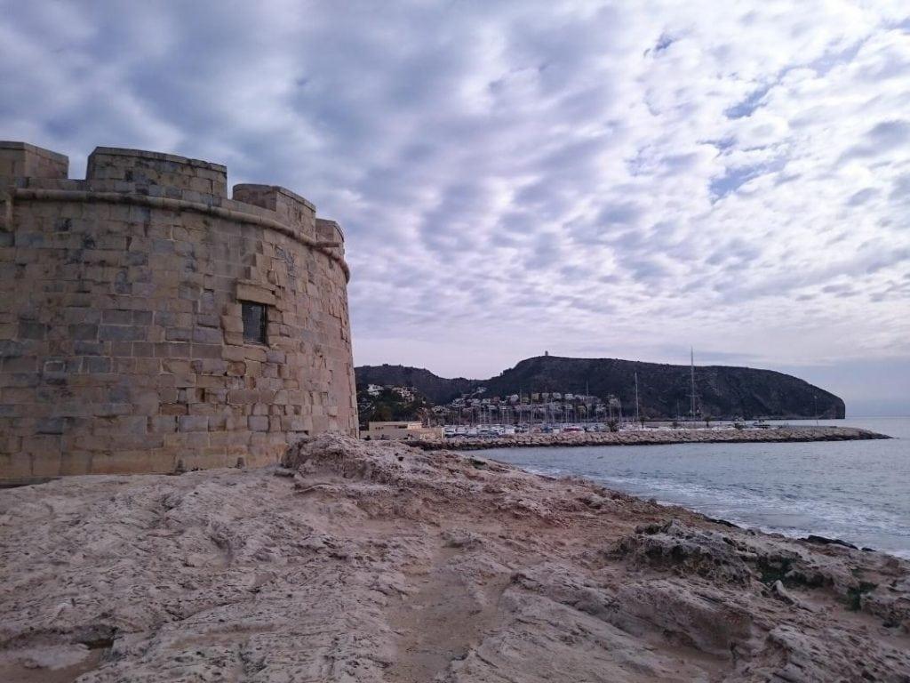 Moraira-castellet