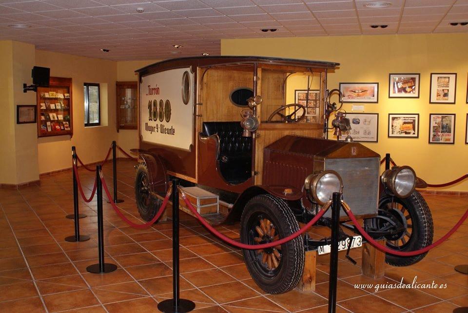 Museo-del-turrón-Jijona