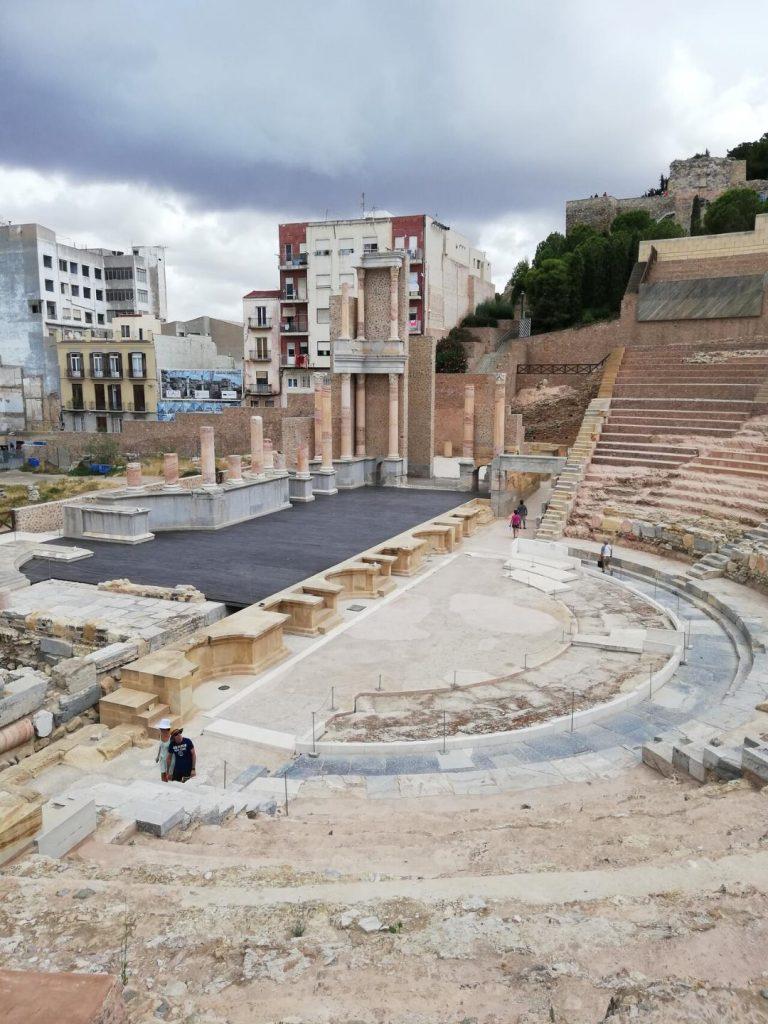 Teatro-romano-Cartagena