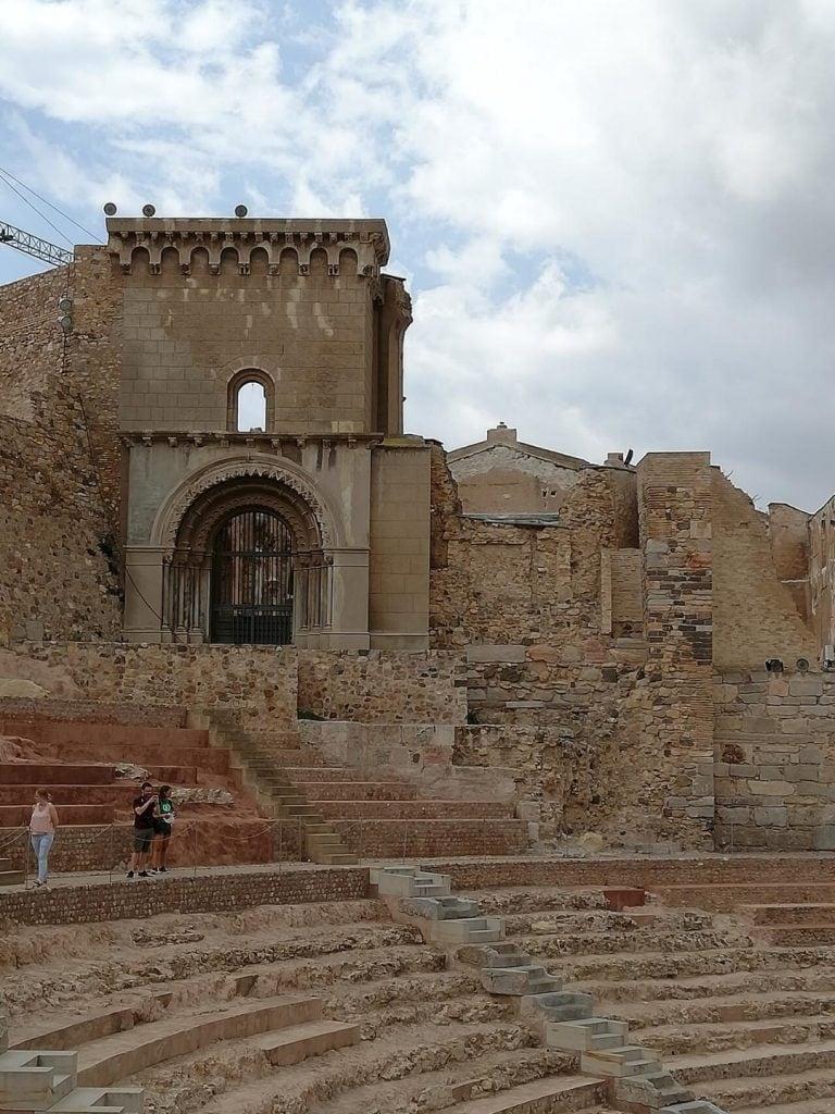 Teatro-romano-catedral-de-Cartagena