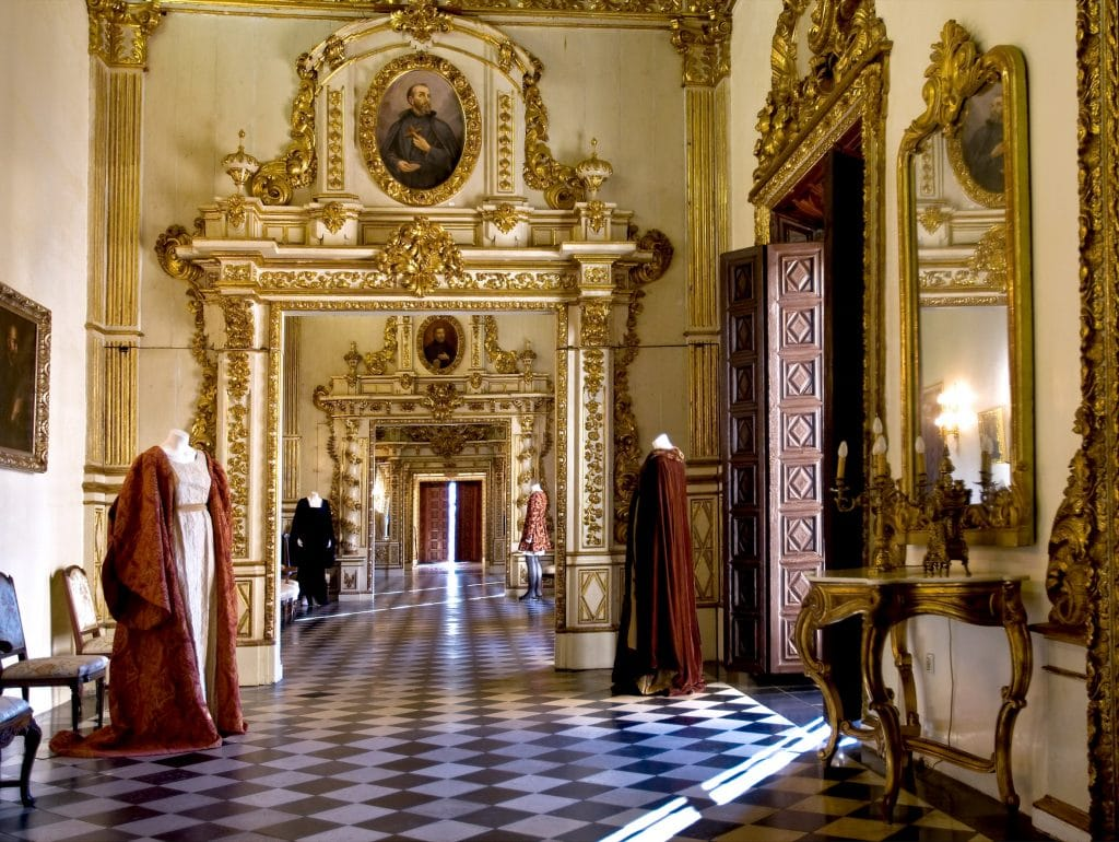 Palacio ducal Gandía