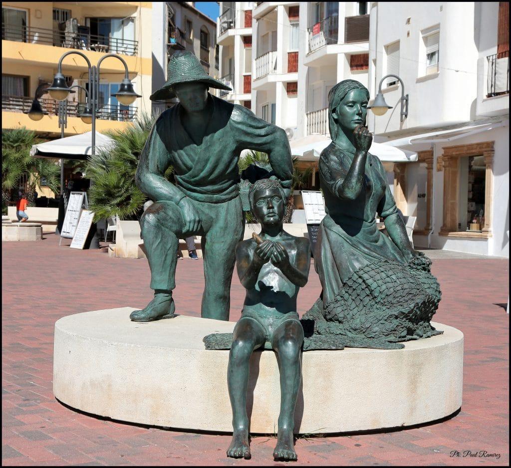 Escultura Moraira
