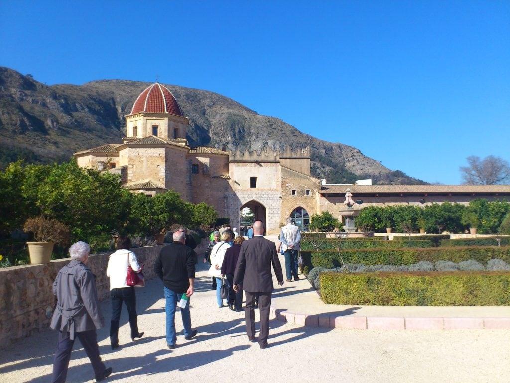 Monasterio de Sta Maria de la Valldigna