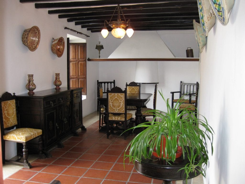 Museo casa Orduña Guadalest