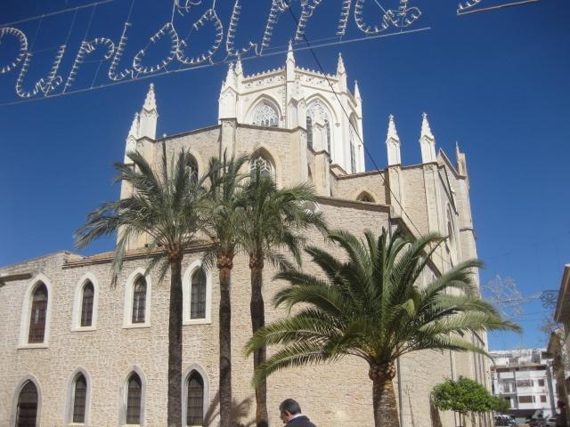 Iglesia Catedral de la Marina Alta