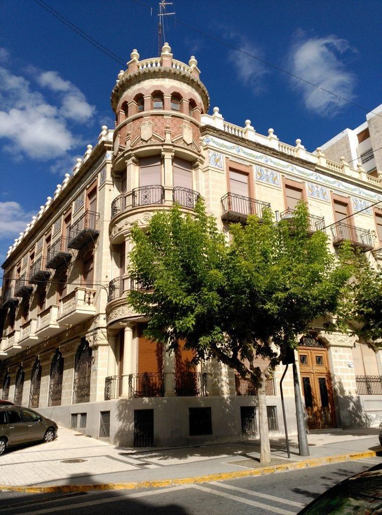 Casa Monerris Jijona