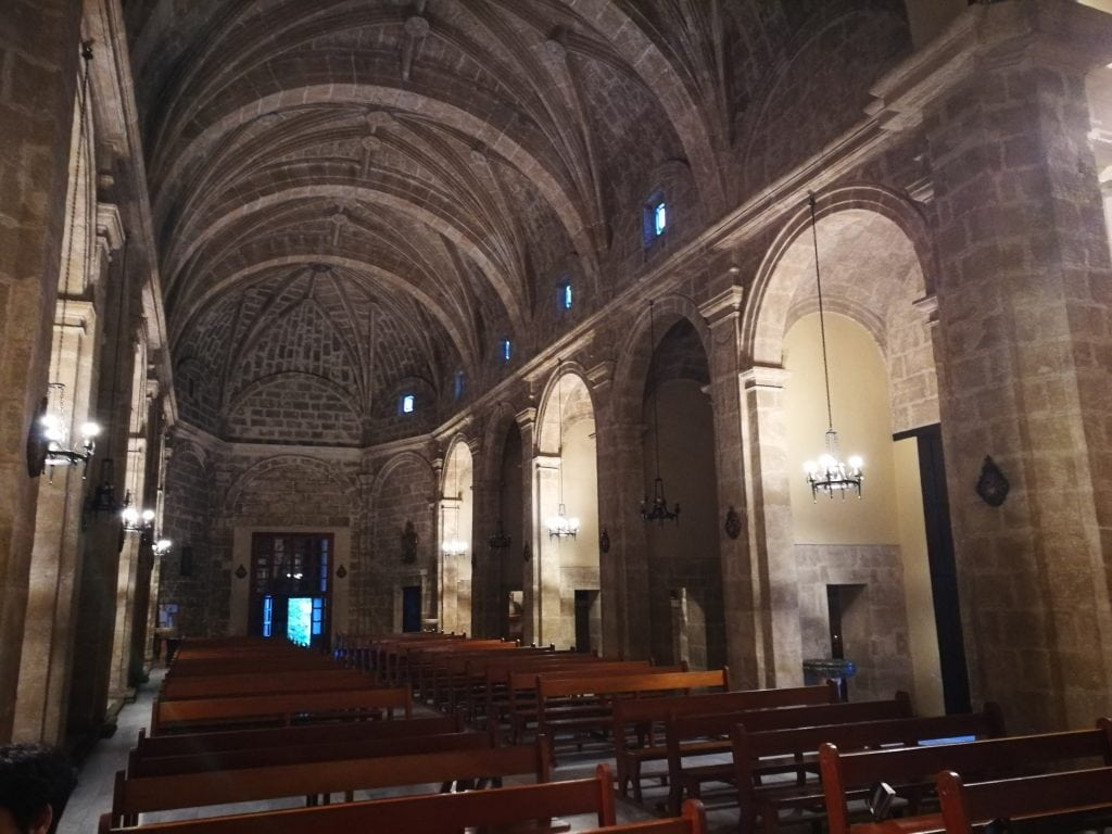 Iglesia Teulada