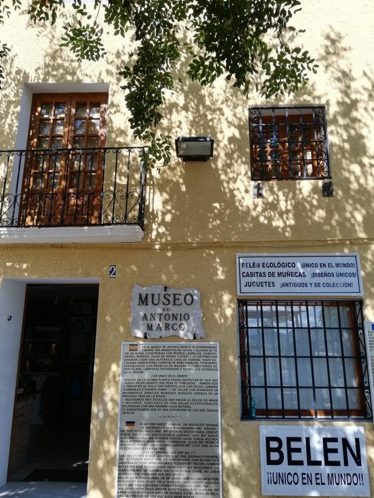 Museo del Belén Guadalest
