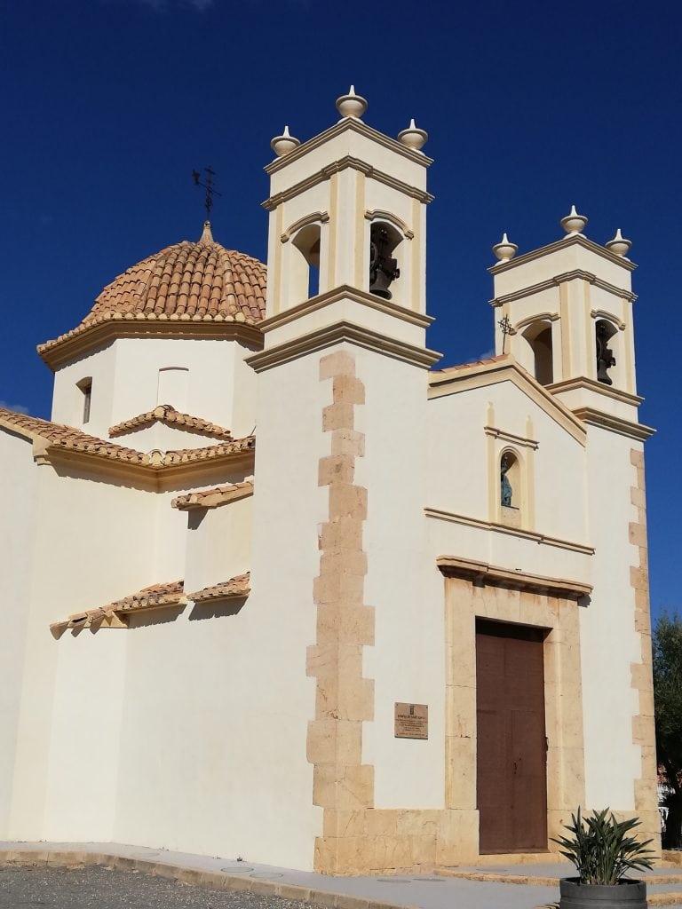 ermita La Nucia