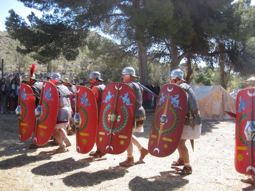 Las regiones romanas regresan a allon
