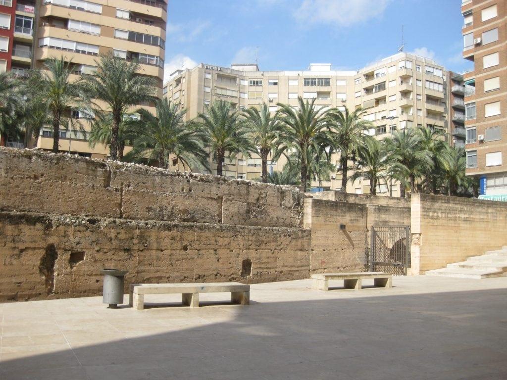 murallas de Alzira