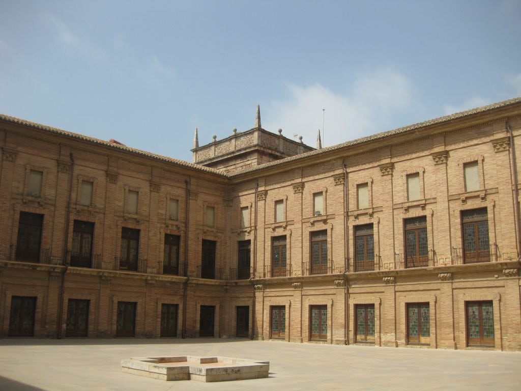Monasterio de Sta Maria del Puig