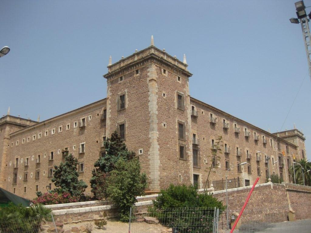 monasterio de Sta María del Puig