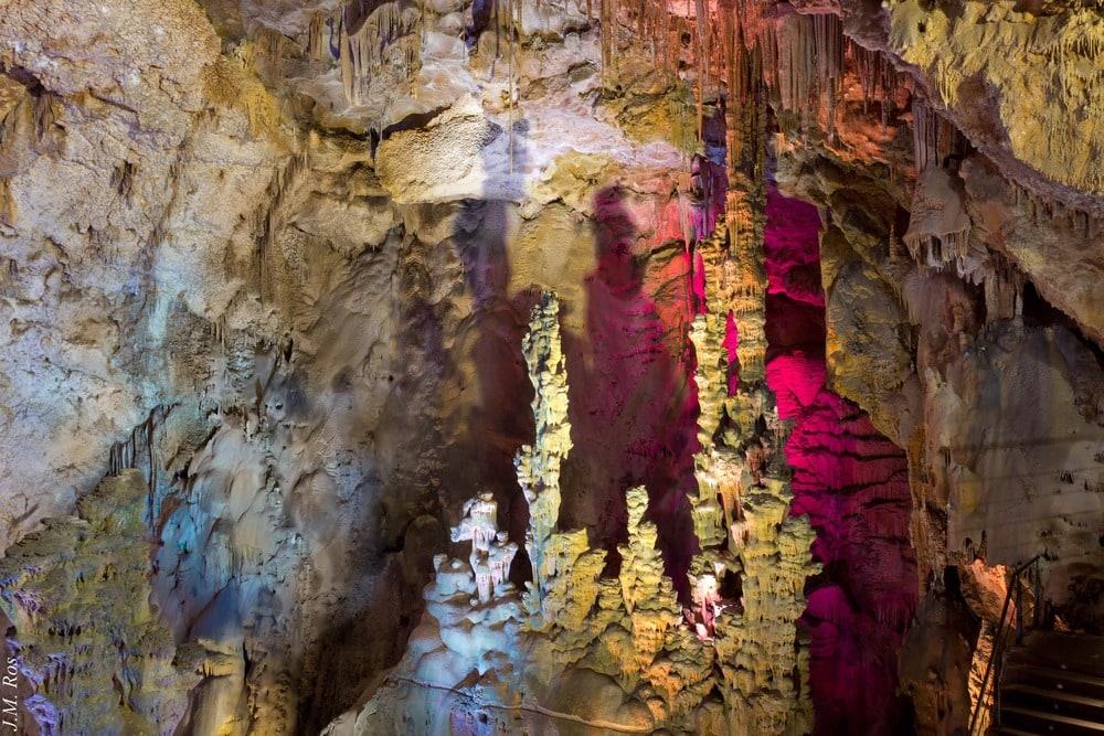 visita cuevas canelobre