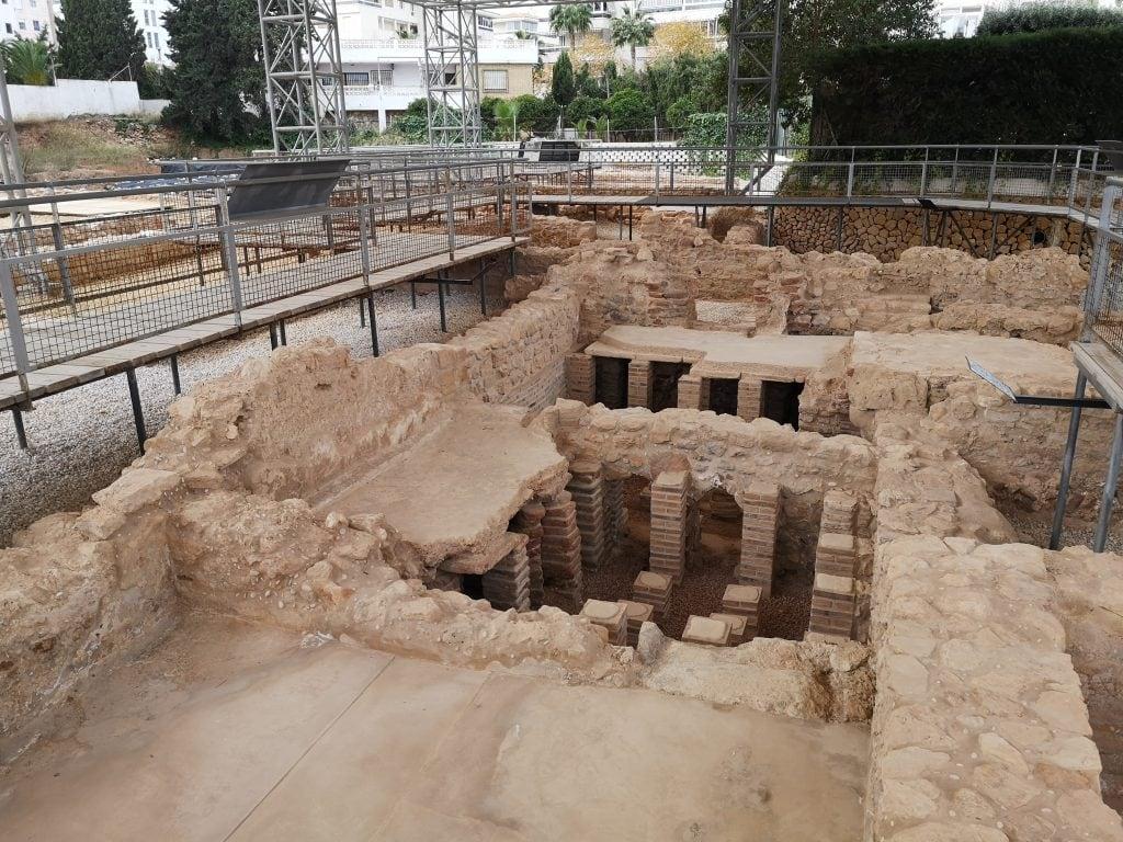 Villa romana del Albir
