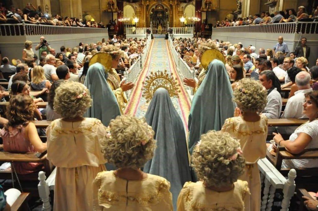 Las tres Marías misteri Elx