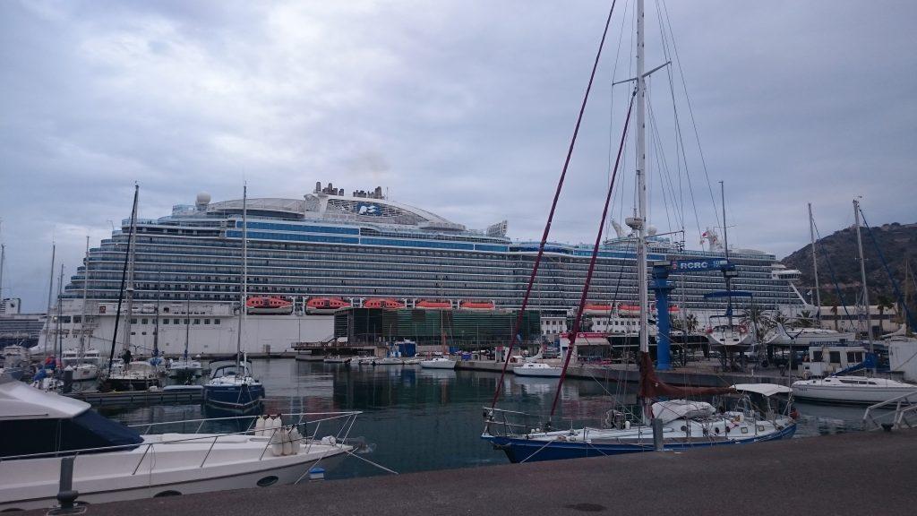 Visitas cruceros