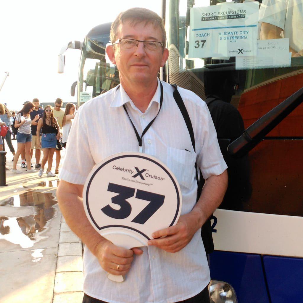 Excursión crucero Alicante