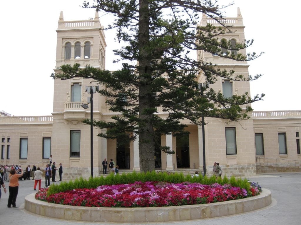 MARQ Museo arqueológico Alicante