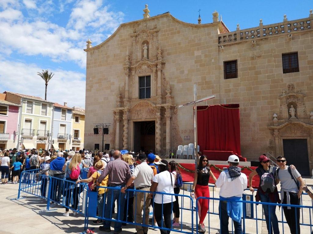 Monasterio Sta Faz Alicante