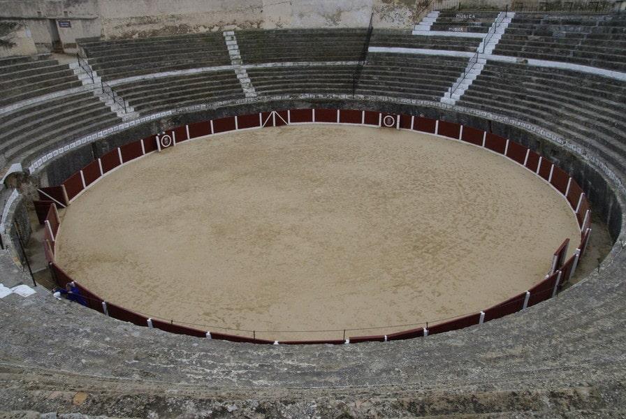 Plaza de toros Bocairent