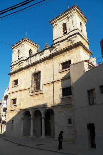 Iglesia y convento Agustinas Sant Mateu