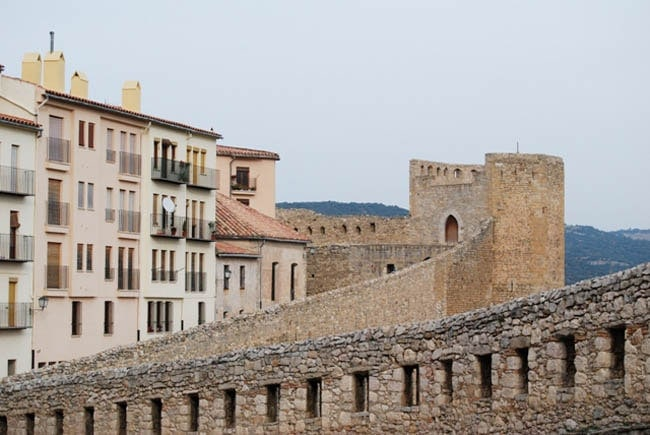 Morella murallas