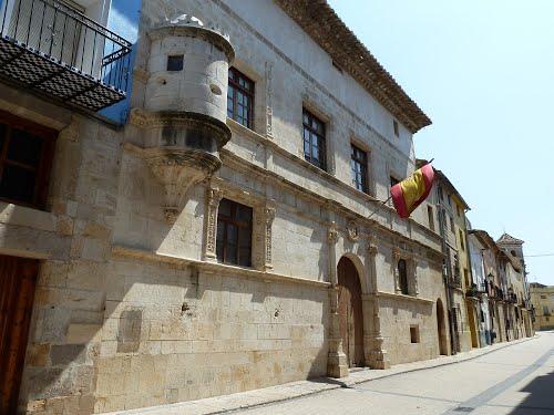 Palacio Marqués Villores Sant Mateu