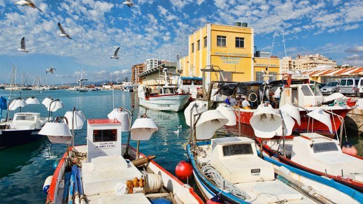 Puerto de Vinarós