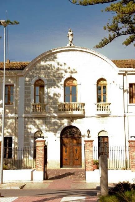 fachada convento carmelitano