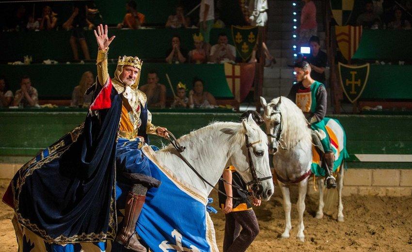torneo medieval alfaz del pi